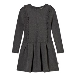 Hust&Claire Knit Dress Grey