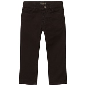 Image of Dolce & Gabbana Black Jeans with Muscial Note Applique 5 years (2743726113)