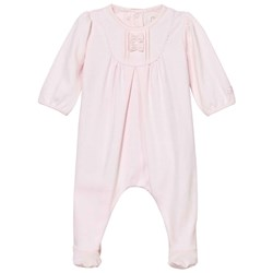Emile et Rose Katie Footed Baby Body Rosa