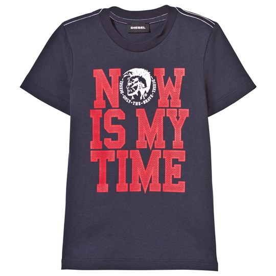 Diesel Navy Now Is The Time Tee K80A