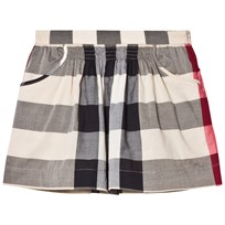 Burberry Beige New Classic Check Kjol New Classic Check