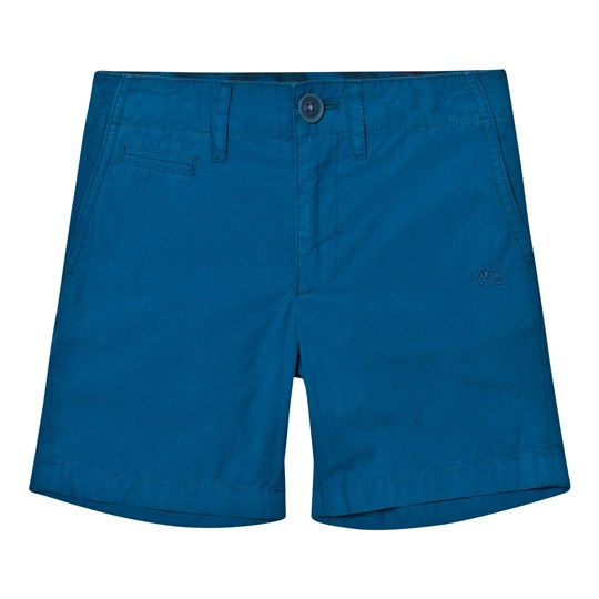 Burberry Mineral Blue Chino Shorts Mineral Blue