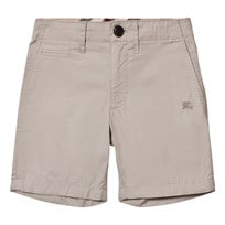 Burberry Taupe Chinos Shorts Taupe