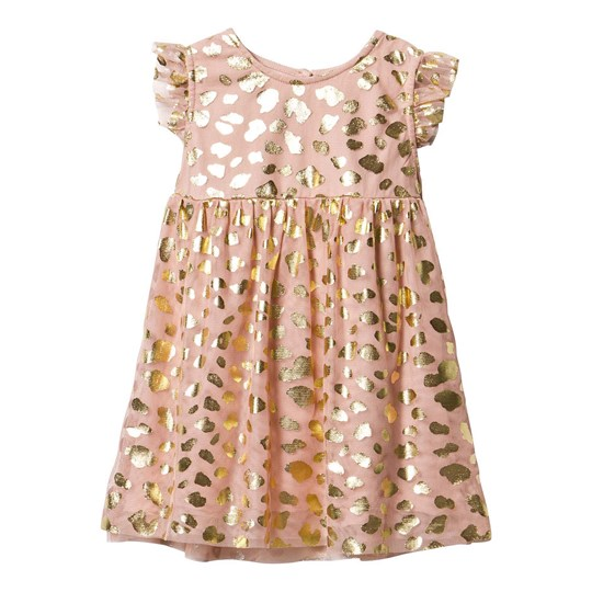 Mini A Ture Dita Dress Rose Dust Rose Dust