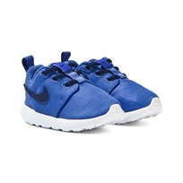 NIKE Blue Roshe One Infants Trainers COMET BLUE/BINARY BLUE-WHITE