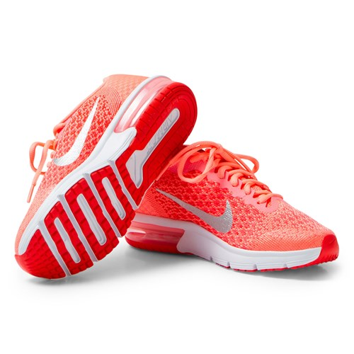 Coral Air Max Sequent 2 Junior Trainers