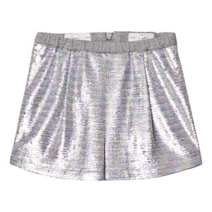 Image of Anne Kurris Pink Multi Sequin Skirt 14 years (628122)
