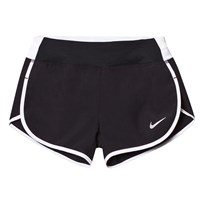 NIKE Black Rival Dry Shorts Sort