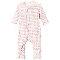 Hust&Claire One-Piece Suit - Bamboo Soft Rose Soft Rose