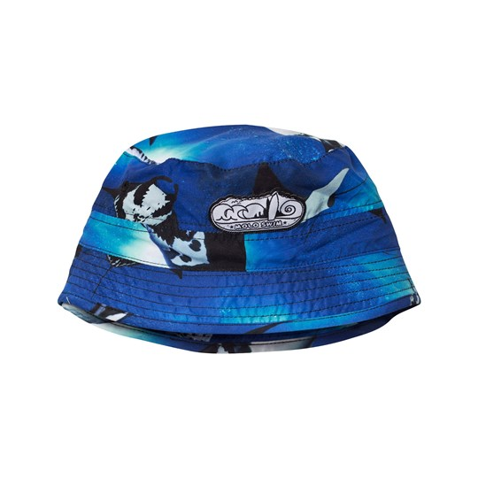 Molo Niks Sun Hat Stingrays Stingrays