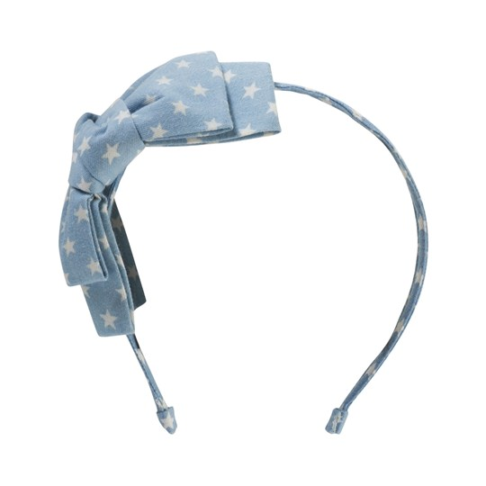 Molo Denim Hair Band Hazy Blue Hazy Blue