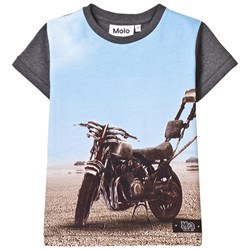 Molo Runi T-Shirt Scorpion Bike