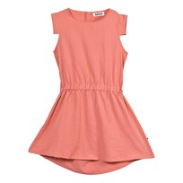 Molo Chrisette Dress Spicy Pink Spicy Pink