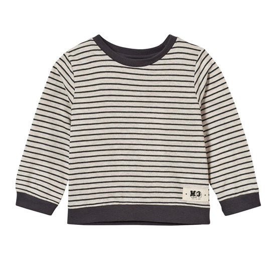 Molo Elvis T-Shirt Iron Gate Stripe Iron Gate Stripe