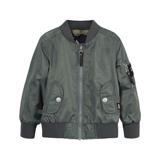 Molo Hiker Jacket Metal Green Metal Green
