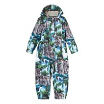Molo Polly Summer Coverall Waterfall Waterfall