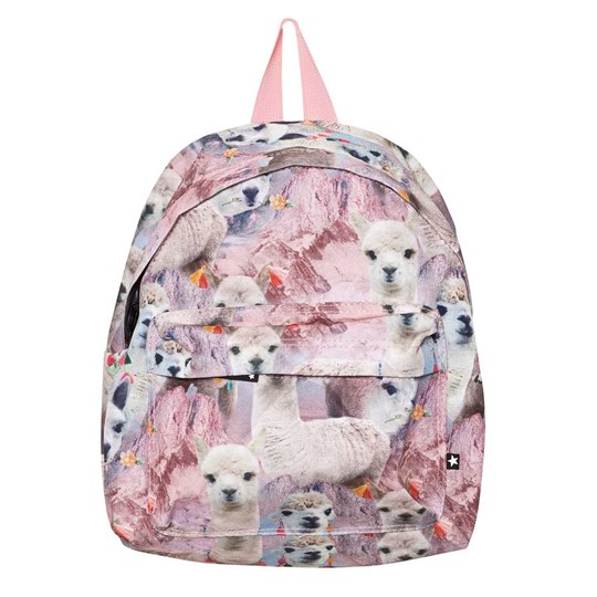 Molo Backpack Lovely Llama Lovely Lhama