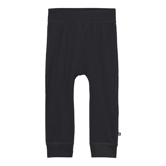 Molo Sammy Soft Pants Almost Black Almost Black