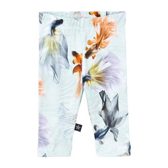 Molo Stefanie Leggings Graceful Swimmers Graceful Swimmers