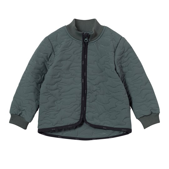Molo Husky Soft Shell Jacket Metal Green Metal Green