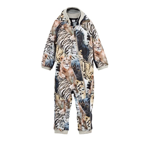 Molo Hill Soft Shell Onesie Wild Cats Wild Cats