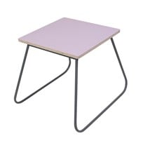 sebra We Play Table Pastel Pink Pastel Girl