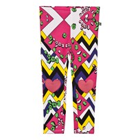The BRAND Heart Leggings Multi Color Multi