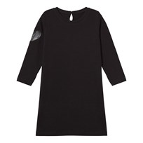 The BRAND Tee Dress Black Black