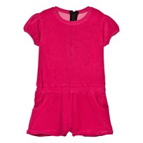 The BRAND Romper Summer Rosa Pink