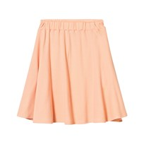 The BRAND Maxi Skirt Peach Oransje