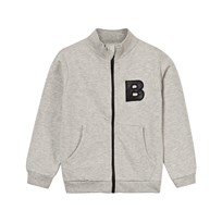 The BRAND Eagle Hood Grey Melange Black