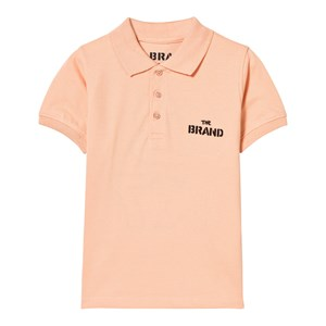 Image of The BRAND Pique Top Patch Peach 80/86 cm (635374)