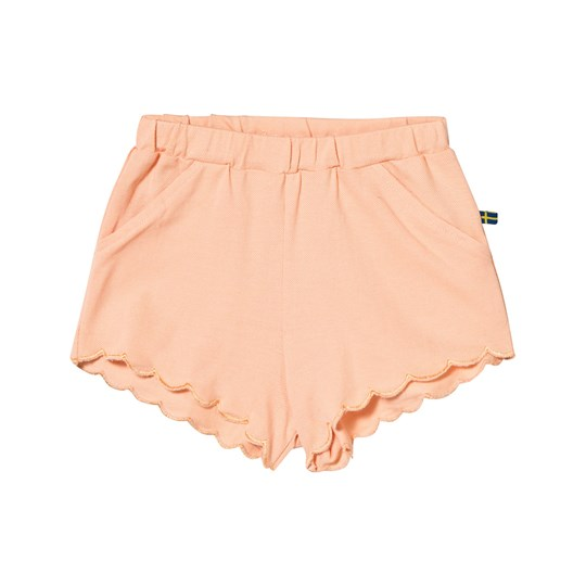 The BRAND Girl Shorts Peach Orange