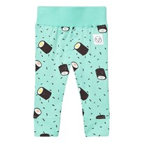 Indikidual Green Wasabi Leggings Mint