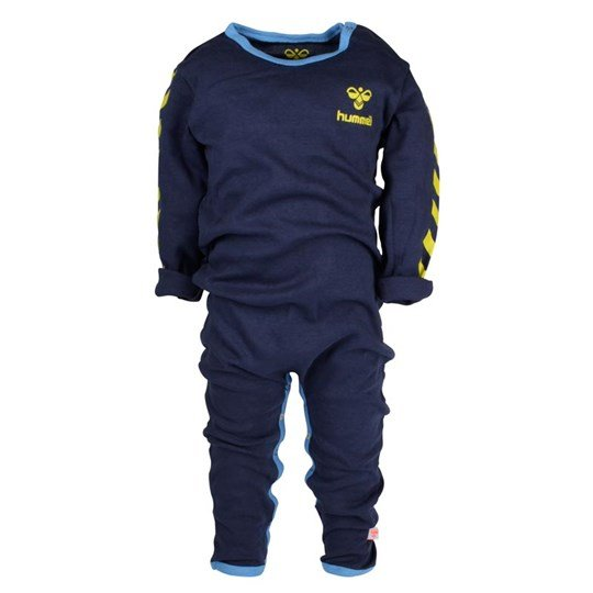 Hummel Ketil Suit Navy Blue
