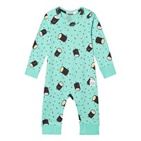 Indikidual Green Somen One-Piece Mint