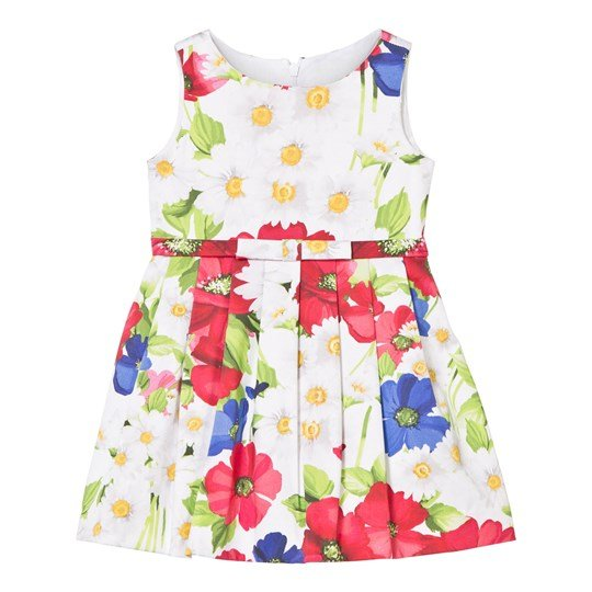 Mayoral Multi Floral Party Dress 95