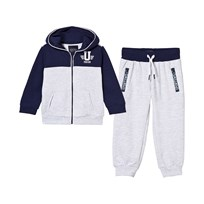 Mayoral Grey and Navy Tracksuit 45