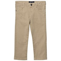 Mayoral Beige 5 Pocket Trousers 11