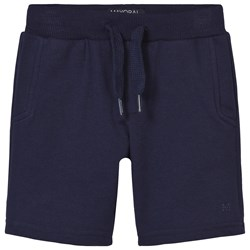 Mayoral Sweat Shorts Marinblå