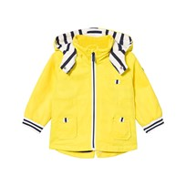 Mayoral Yellow Hooded Parka 52