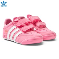 Adidas Originals Pink Dragon Crib Trainers EASY PINK