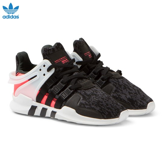 100% authentic a0d54 0efee adidas Originals - Black Kids EQT Support Trainers ...