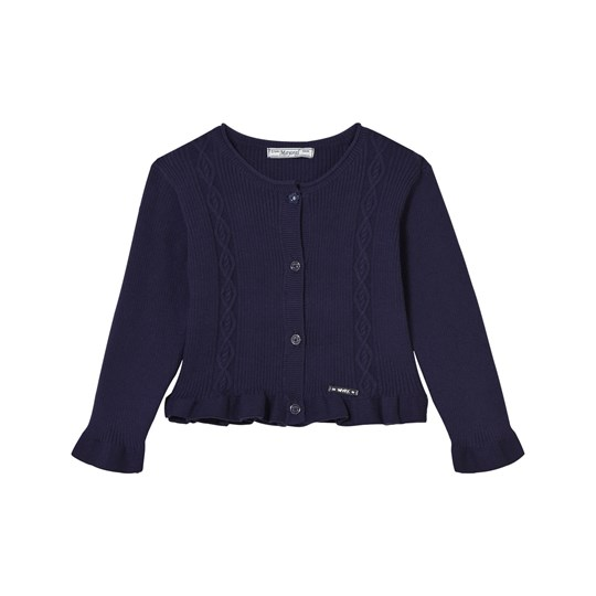 Mayoral Navy Cable Knit Jumper 54