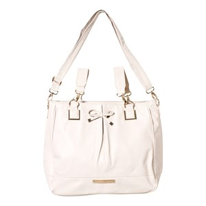 Image of Mayoral Beige Changing Bag with Bow Detail One Size (640518)
