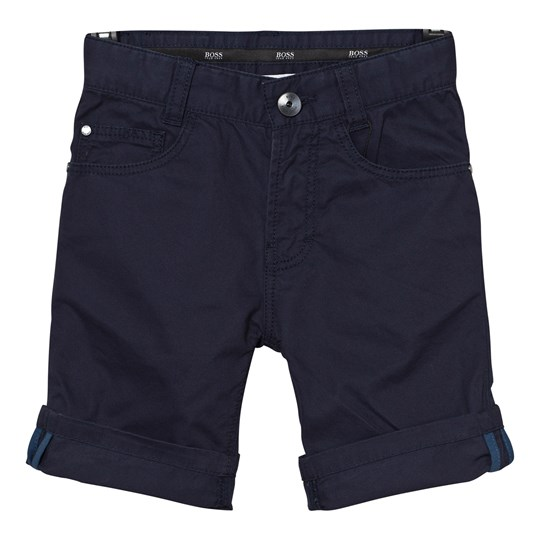 BOSS Navy Chino Shorts 849