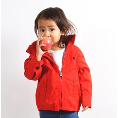 Stratford Windbreaker Red