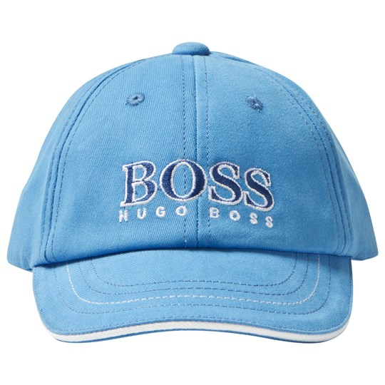 BOSS Blue Branded Baseball Cap 78E
