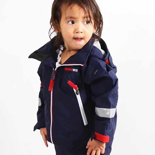 Didriksons Lou Jacket Navy Blue