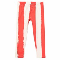 Noe & Zoe Berlin Red Stripe Leggings RED STRIPES XL